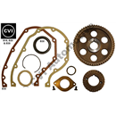 Timing gear set steel, B18/B20/B30 (Volvo Genuine all-steel kit)