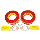 Air filter set, SU 61-66 RHD (NB includes gaskets & decals)