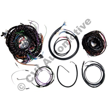 Wiring Harness 1800s 1969 Lhd in addition 50   120 Volt Wiring together with Accumulator Located Refrigeration System furthermore Cat 5 Punch Down Diagram further Underground Pvc Electrical Wiring. on temporary wiring