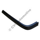 Bumper trim 240 RH front black (Coming 2015)
