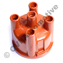 Distributor cap, B16/B18/B20 (NB! Bosch genuine)