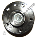 Rear hub/bearing, XC60 with ABS sensor (2010-)         (SKF genuine)