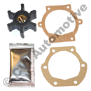 Impeller kit seawater pumps 806222, 825916 + 829895