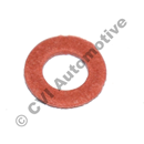Fiber washer for screw 804342 et al Gasket AQ 100/100B outboard drive
