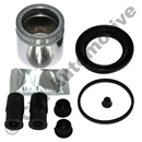 Overhaul kit 1 front caliper 850/S70/V70 -00 (57 mm piston)