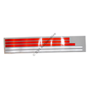 Bumper striping set 200 -1980 (for both front and rear)