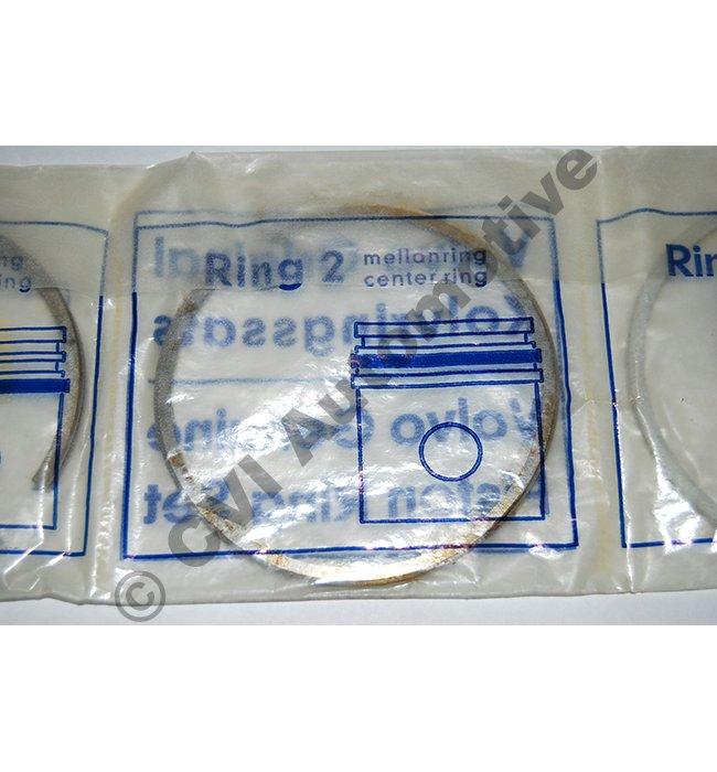 Piston Ring Set B18 +030, 1 Engine (NB