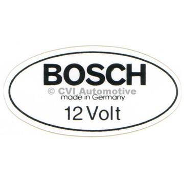 cvi automotive - decal  b18 coil white  67-68